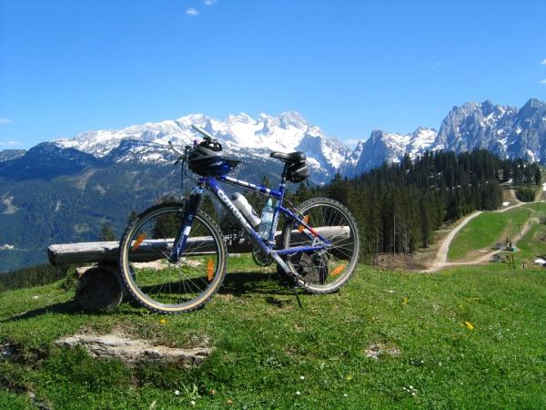 AlpenYeti´s Mountainbike-Touren - besonders intensiv betrieben in den Jahren 1992 bis 2002 - liegen nun ja schon etliche Jahre zurück und sollen die Touren-Statistiken nicht mehr verfälschen.