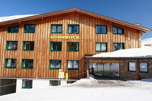Rudolfshütte-Bergstation