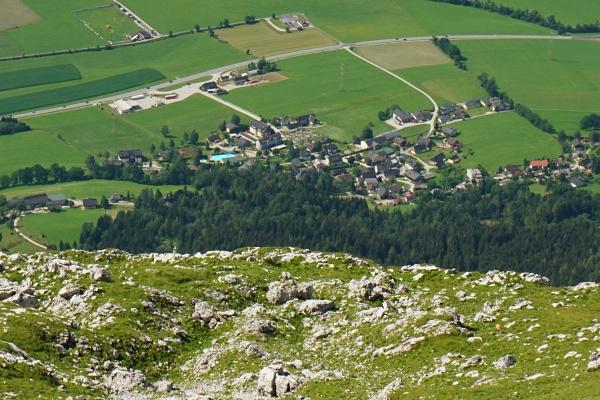 Mein Jasuenplatzerl fast 1.500 Höhenmeter über St. Martin am Grimming