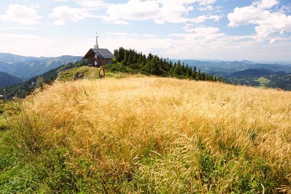 """""""Billiges"""" Ziel für Gipfelsammler: Der Hüttenkogel"""