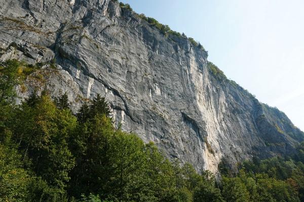 Im Mai 2005, als die Huber Buam die Gössler Wand erstbestiegen haben, war ich auch noch gelegentlich mit dem Mountainbike unterwegs.