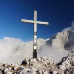 Gipfelkreuz am Hochkesselkopf