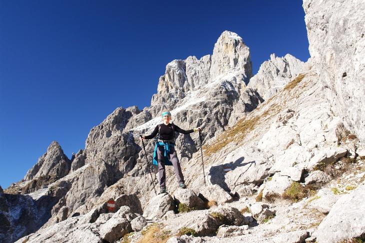 Großartige Blickfänge :-) AlpenYetin und Bischofsmütze
