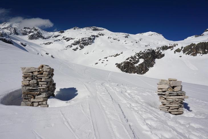 Der Stubacher Sonnblick war 2007 unser Gipfelziel.