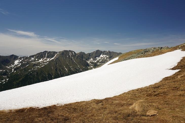 Flucht vor der Hitze auf die höheren Berge