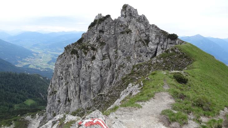 ... und Übergang zum Winterstein