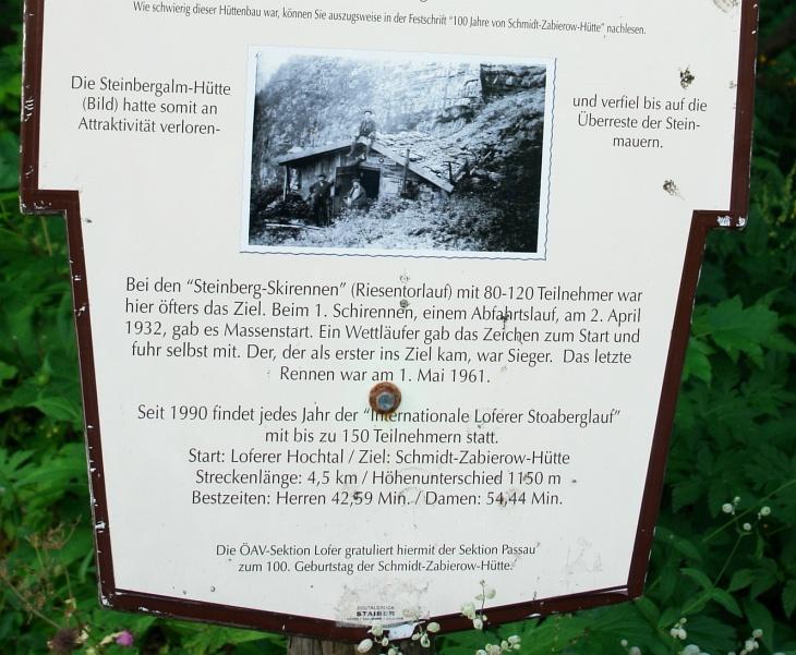 """Mit 3,5 Stunden ist die Gehzeit vom Loferer Hochtal zur Schmidt-Zabierow-Hütte angeschrieben. Die Besten des Loferer Stoaberglaufs benötigen für die 1.150 Höhenmeter """"etwas"""" weniger."""