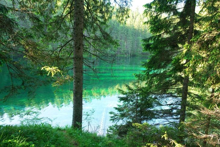 Von Wildalpen über den Hartlsee auf Kleinen und Großen Grießstein