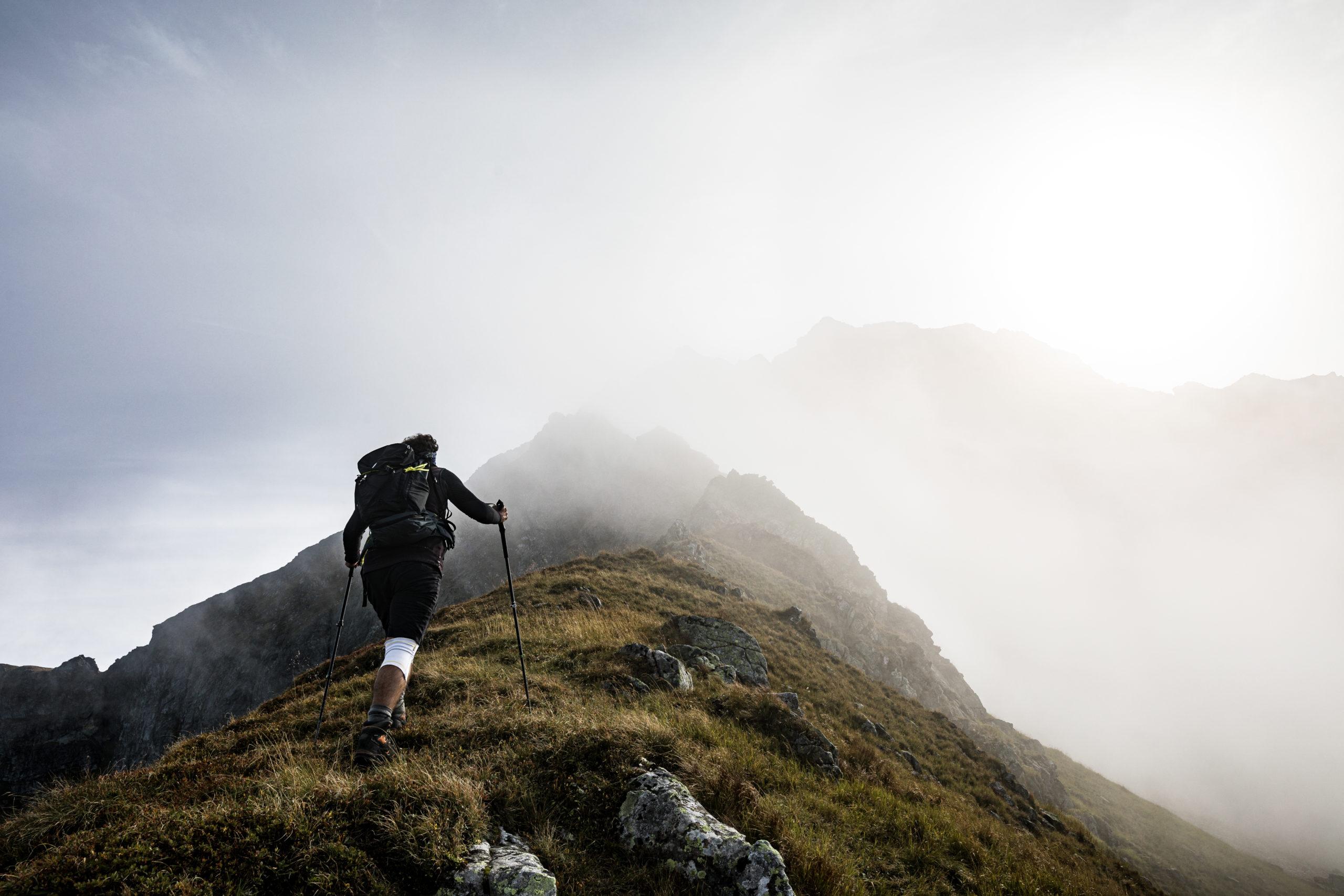 AlpenYeti auf der Lignitzhöhe